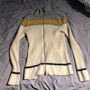 Eddie Bauer Zip-up Sweater
